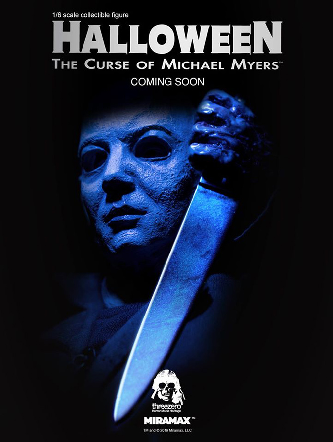 Image result for halloween curse of michael myers cover""
