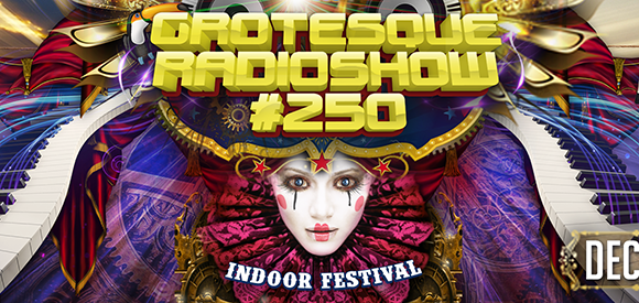 RAM celebrates 250th Grotesque Radio Show in Maassilo, Rotterdam (NL)