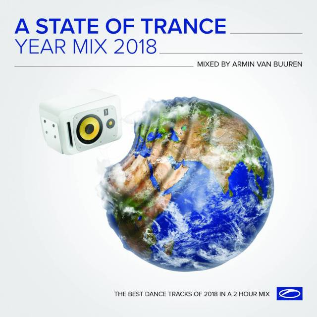 A State Of Trance Year Mix 2018 mixed by Armin van Buuren