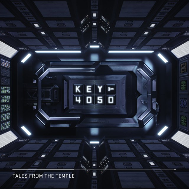 Key4050 - Tales From The Temple