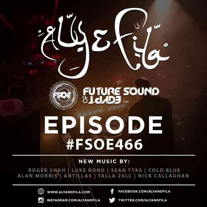 Future Sound of Egypt 466