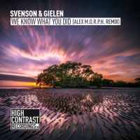 Svenson & Gielen - We Know What You Did (Alex M.O.R.P.H. Remix)