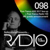Pure Trance Radio 098 (26.07.2017) with Solarstone