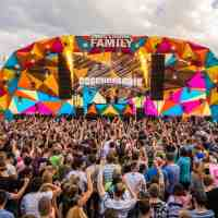 Cosmic Gate live at Electronic Family 2017 (05.08.2017) @ Den Bosch, Netherlands
