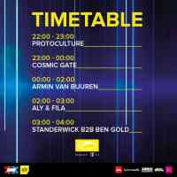 A State Of Trance - ADE Special (19.10.2017) @ AFAS Live Amsterdam, Netherlands
