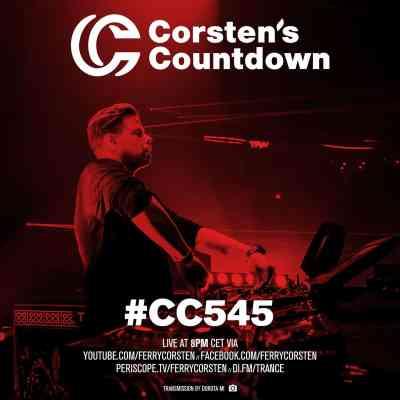 corstens countdown 545
