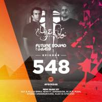 Future Sound of Egypt 548 (16.05.2018) with Aly & Fila