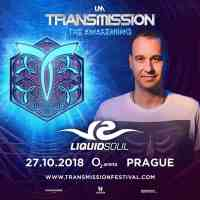 Liquid Soul live at Transmission - The Awakening (27.10.2018) @ Prague, Czech Republic