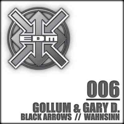 DJ Gollum & Gary D. - Black Arrows