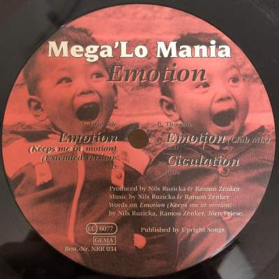 Mega Lo Mania - Emotion