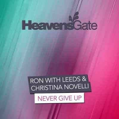 Ron with Leeds & Christina Novelli - Never Give Up