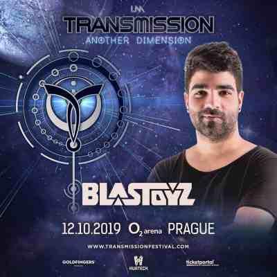 Blastoyz live at Transmission - Another Dimension (12.10.2019) @ Prague, Czech Republic