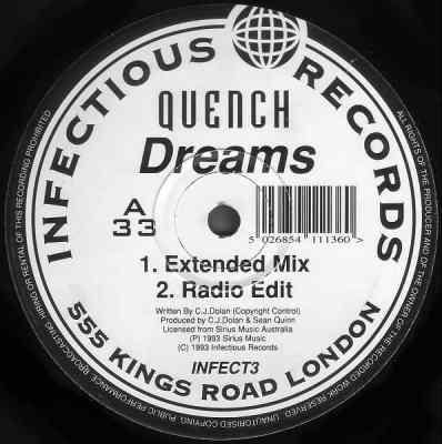 Quench - Dreams