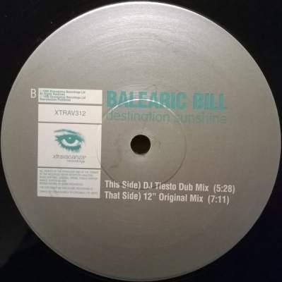 Balearic Bill - Destination Sunshine