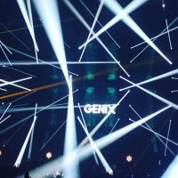 Genix live at Group Therapy 350 (11.10.2019) @ Prague, Czech Republic