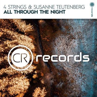4 Strings & Susanne Teutenberg - All Through The Night