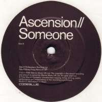 Ascension - Someone (The Thrillseekers Remix)