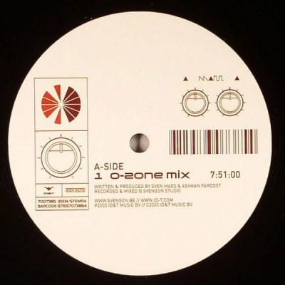 Svenson - Sunlight Theory (O-Zone Mix)