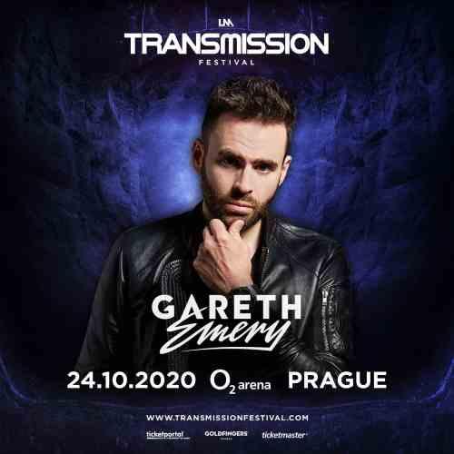 Gareth Emery @ Transmission 2020 Prague
