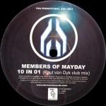 Members Of Mayday – 10 In 01 (Paul van Dyk Club Mix)