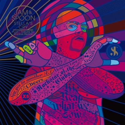 Jam & Spoon - Stella's Cry (M.I.K.E. Push' Tribute To Markus Remix)