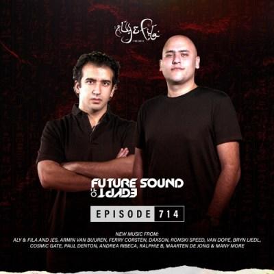 Future Sound of Egypt 714 (11.08.2021) with Aly & Fila