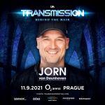 Jorn van Deynhoven live at Transmission – Behind The Mask (11.09.2021) @ Prague, Czech Republic