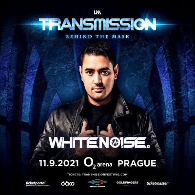WHITENO1SE live at Transmission - Behind The Mask (11.09.2021) @ Prague, Czech Republic