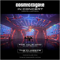 News break: Cosmic Gate In Concert – 03. & 17. OCT 2020 (Premium Livestream)
