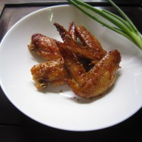 Sesame Grilled Chicken Wings