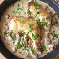Donal Skehan's Creamy White Wine Chicken