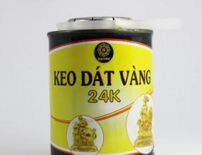 Keo dát vàng 24K gốc PU