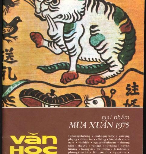 Hành trình của tạp chí Văn Học (1962-1975)