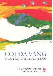Cõi đá vàng - truyện dài của Nguyễn thị Thanh  Sâm