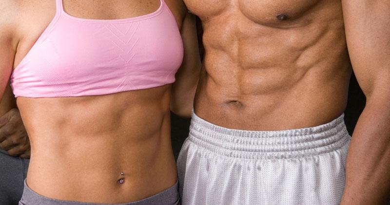 Hur du bäst tränar upp din core