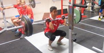 Rätt utförd styrketräning kan vara bra för barn och ungdomar