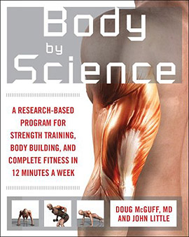Omslaget till boken Body by Science