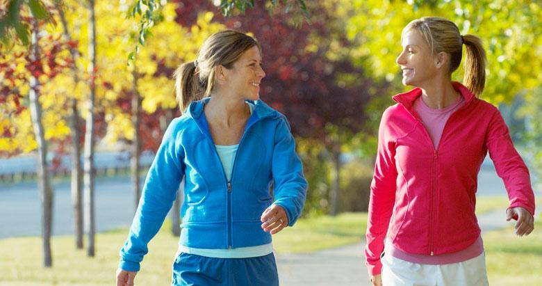 Bränner du mer fett om du går en promenad på morgonen