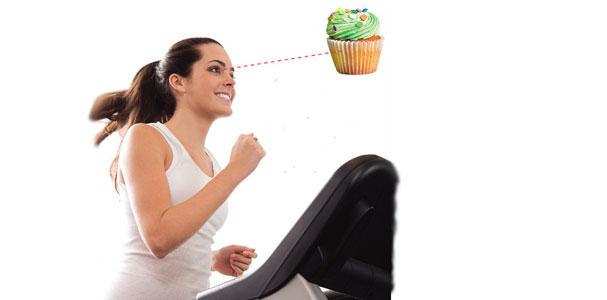 Träning och hunger - går man ner i vikt av träning?