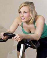 Motionscykel är en vanlig form av generell uppvärmning