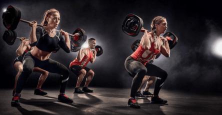 Bodypump som träningsform