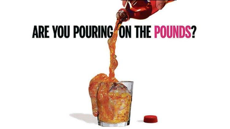 Drick inte dina kalorier – hur läsk kan göra dig fet!