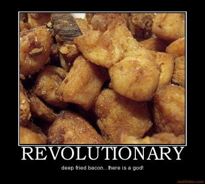 Bortsett från att göra människor religiösa av upphetsning kanske sådan här mat även kan öka risken för diabetes typ 2?