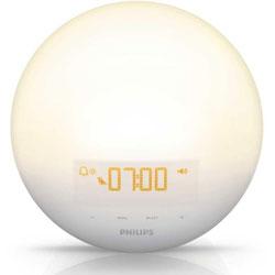 Wake up light hjälper dig att vakna på ett bra sätt