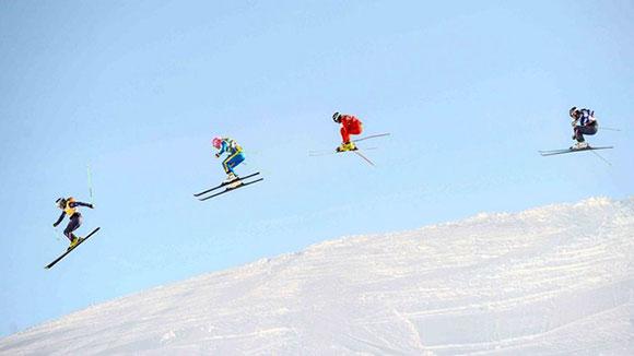 Det saknas studier på Skicross