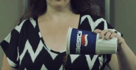 Spoof på Coca-Cola reklam