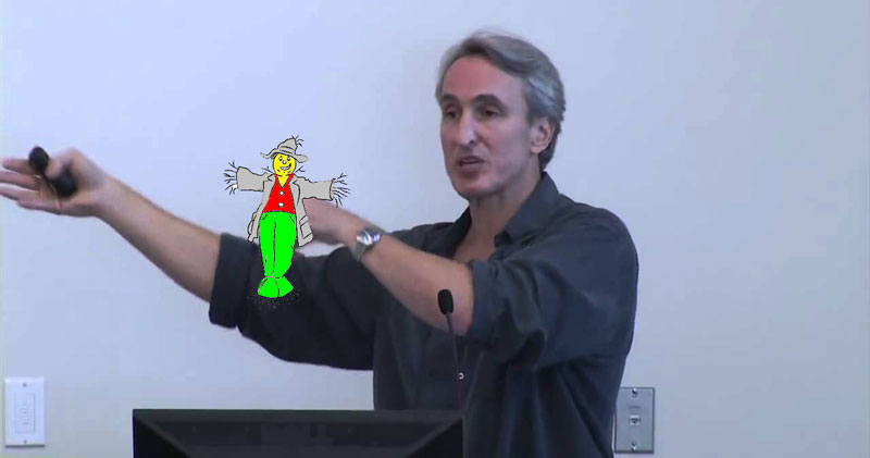 Gary Taubes och halmdockor