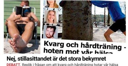 Replik i Aftonbladet