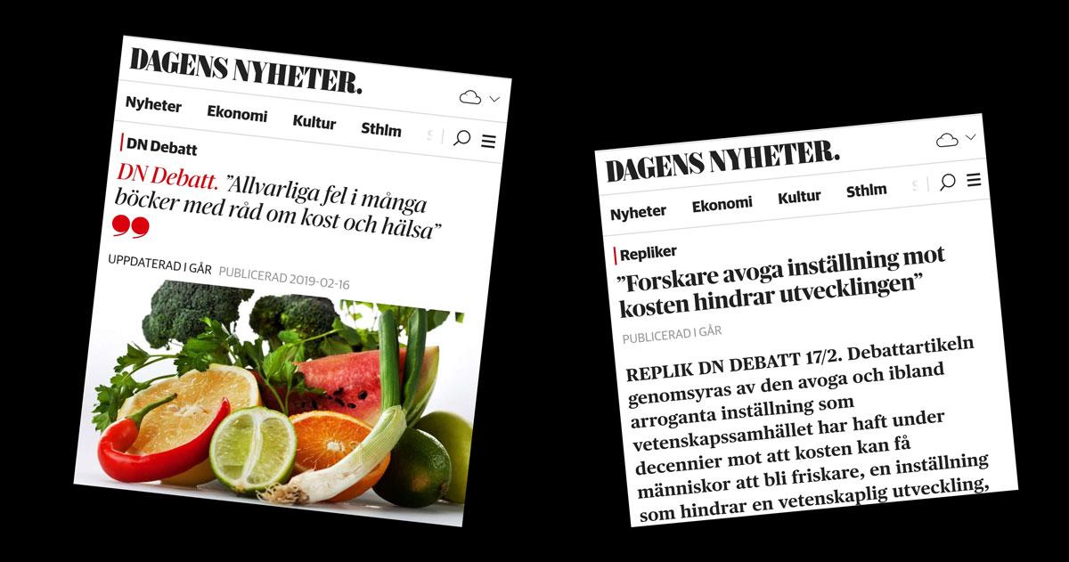artikel om kost