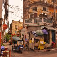 「タラート ノイ(Talat Noi )」周辺を散策~バンコク ファランポーン駅近くの古い歴史がある地区!!